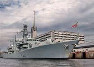 Санкт-Петербург готовится к открытию Военно-морского салона