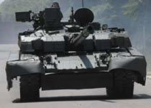 Украина показала первый `Оплот` для Таиланда