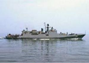 Индия получила последний фрегат проекта 11356