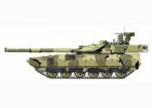 Новая танковая платформа `Армата` появится в ВС РФ к 2015 году