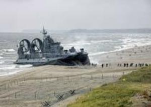 Десантные корабли на воздушной подушке заинтересовали Минобороны РФ