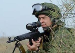 Военные получат экипировку `Ратник`в 2014 году