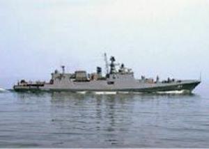 `Янтарь` построит для ВМФ девять фрегатов