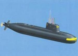 Россия и Италия усовершенствуют проект неатомной подводной лодки S-1000 для третьих стран