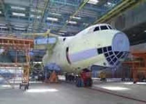 ОАК планирует произвести более 100 самолетов Ил-476 различных модификаций