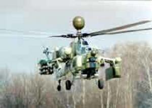Минобороны до 2020 года закупит 40-60 вертолетов Ми-28УБ