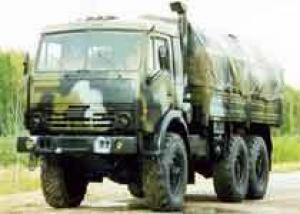 Военнослужащие Южного военного округа осваивают новые автомобили семейства `Мустанг`
