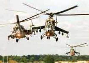 Россия поставит в Судан вертолеты на 200 миллионов долларов