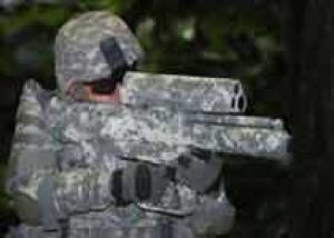 Американские войска примут на вооружение гранатомет XM-25