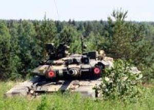 В текущем году на вооружение ВС РФ поступило свыше 100 модернизированных танков