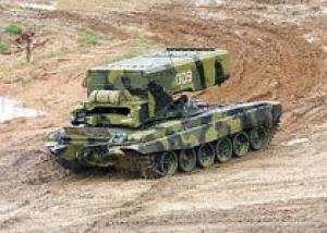 Под Волгоградом испытают новый снаряд для `Буратино`