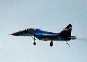 Палубные МиГ-29 выполнили ночные полеты с `Викрамадитьи`