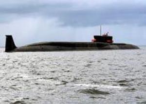 Третья подлодка проекта `Борей` отправилась на ходовые испытания