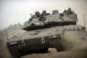 Израиль отказался от создания пятой версии танка Merkava