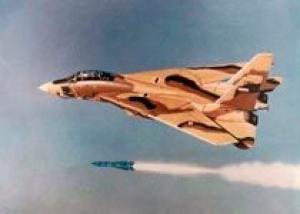 Свои истребители F-14 Иран оснастит ракетами собственного производства
