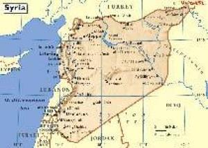 Сирия: все воюют потихоньку и полегоньку