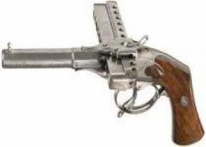 Необычные пистолеты
