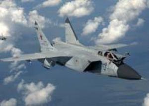 Главнокоммандующий ВВС России сообщил о замене МИГ-31