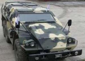 Россия завершила разработку специального бронеавтомобиля `Булат` СБА-60-K2