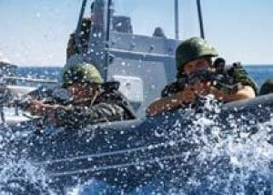ВМФ России: в Крыму завершился полевой выход морской пехоты ЧФ