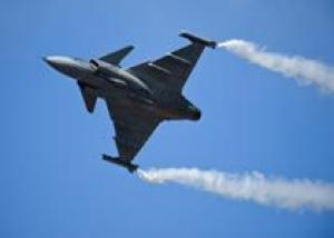 Бразилия возьмет в аренду дюжину истребителей Gripen