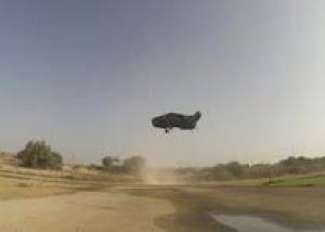 Израильский беспилотник вертикального взлета приступил к автономным полетам