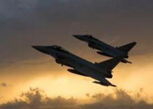 Эмираты отказались от истребителей Typhoon