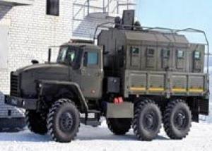 МВД России заказало 55 грузовиков `ФЕДЕРАЛ` на шасси Урал