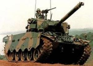 Бразилия планирует передачу легких танков M-41C ВС Уругвая