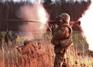 ЗВО России: в соединениях округа завершились сборы с гранатометчиками