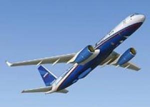 Второй самолет Ту-214 `Открытое небо` поднялся в воздух