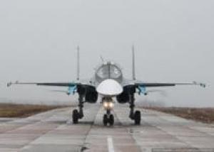 `Сухой` завершил поставку Су-34 по госконтракту