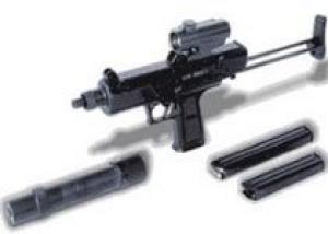 АЕК - 919К `Каштан` - пистолет - пулемёт для вооружения специальных подразделений ВВ МВД России