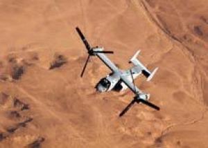 Израиль купит конвертопланы Osprey на миллиард долларов