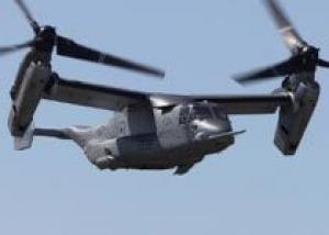 Израиль намерен купить конвертопланы Osprey на миллиард долларов