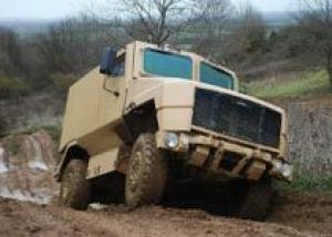 В Великобритании разрабатывается новая программа по бронированным транспортным средствам
