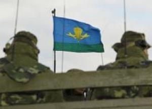В Воздушно-десантных войсках проводят комплексные тренировки по боевой готовности