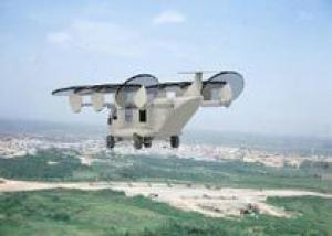 Компания Advanced Tactics в ближайшее время проведет испытания беспилотника-трансформера