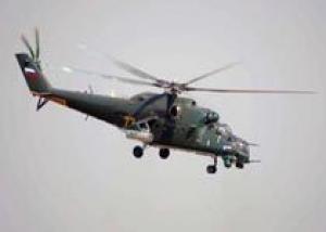 Россия завершила поставку Азербайджану вертолетов Ми-35М