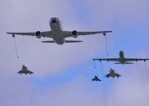 Израиль создаст новую систему дозаправки истребителей