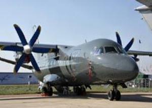 Транспортный авиаполк ЦВО получит звено новейших самолётов Ан-140-100