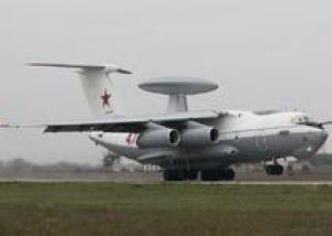 ВВС России получат третий модернизированный самолет А-50У