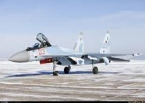 Первые четыре истребителя Су-35 в ближайшие дни поступят в российские ВВС