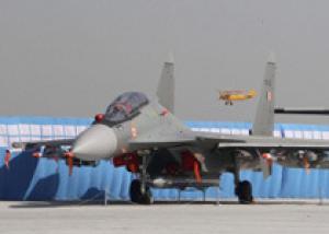 ВВС Индии проведут испытания КР `Брамос` с борта истребителя Су-30МКИ