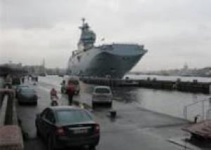 Сергей Шойгу проинспектировал ход работ по созданию пункта базирования десантных вертолетоносных кораблей