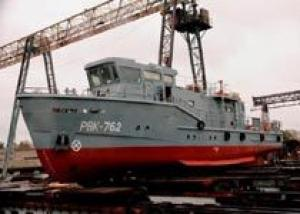 Новые водолазные катера испытывают военные в Новороссийске