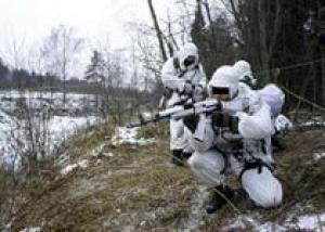 ЗВО России: войсковые разведчики округа отрабатывают в лесах Псковской области новые методики подготовки