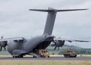 Турция отказалась принять первый транспортник A400M