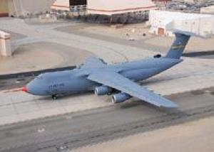 Аэромобильное командование США объявило о достижении начальной боеготовности модернизированных военно-транспортных самолетов C-5М