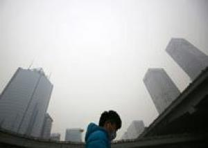 Китайцы поручат борьбу со смогом беспилотникам